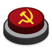 Communism USSR Button