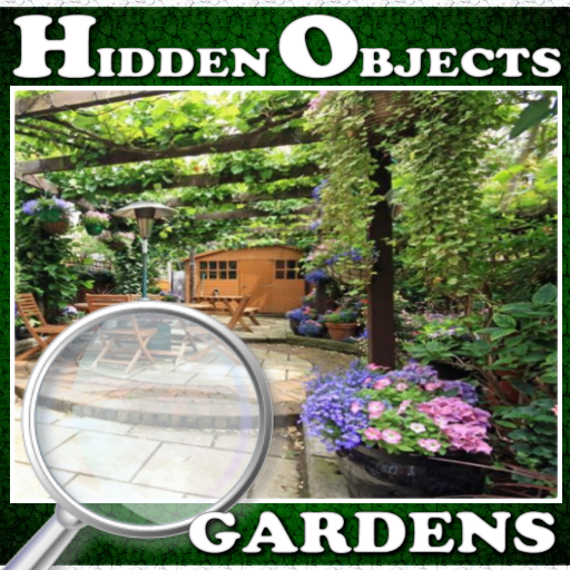 Hidden Objects Garden 解謎 App LOGO-APP開箱王