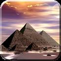 Pyramids Live Wallpaper