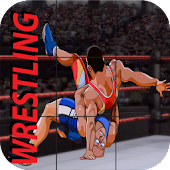 World Wrestling: Puzzle