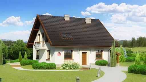 projekt Dom przy Cyprysowej 52