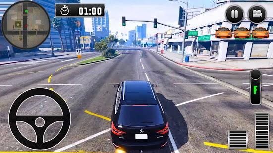 City Driving Skoda Car Simulator - náhled