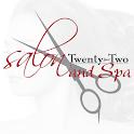 Salon Twenty Two Team App icon