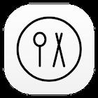 RICEPO - 出国在外必备中餐外卖APP icon