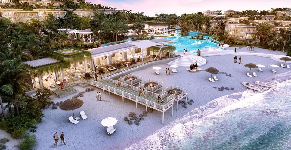Sun Premier Village Phu Quoc Resort của Công ty CP tập đoàn Mặt Trời