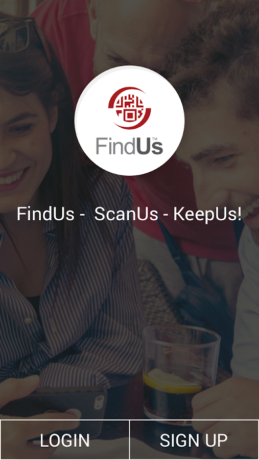 FindUs - Find Us App- screenshot