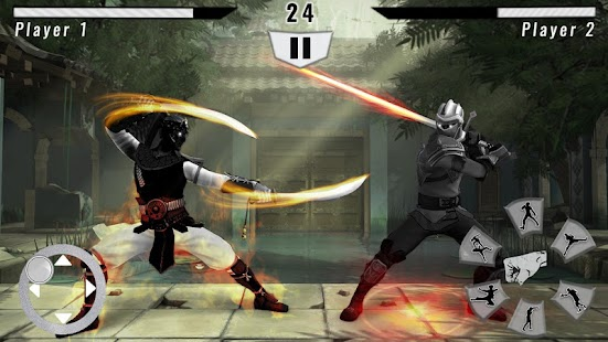 Shadow Fighter Heroes: Kung Fu Mega Battle Screenshot