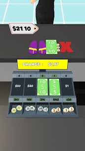 Cashier 3D MOD Apk 2.4 (Unlimited Money) 4