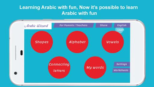 Arabic Alphabet Wizard Apk Download 1