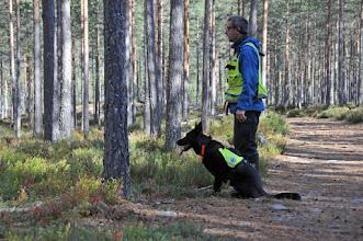Photo: Boo og Jan Ståle er klare for rundering.