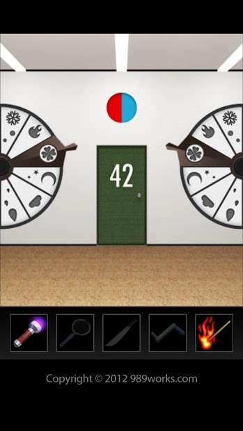 DOOORS - room escape game - screenshot 4