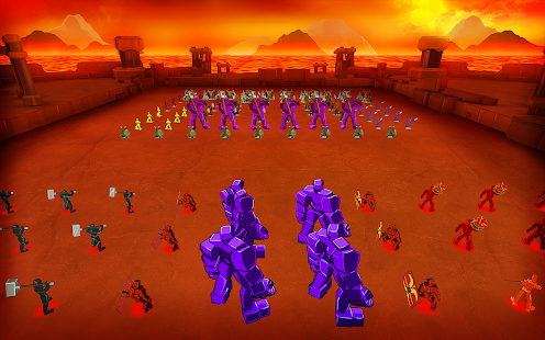Epic Battle Simulator Screenshot