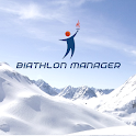 Biathlon Manager Free icon