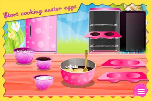 Easter Eggs Deco - Cooking