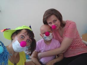 Photo: Фантик и Лампочка в отделении гематологии 04.09.2015 г.
