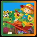 Farm Jigsaw Puzzle icon