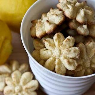 French Cornmeal Cookies