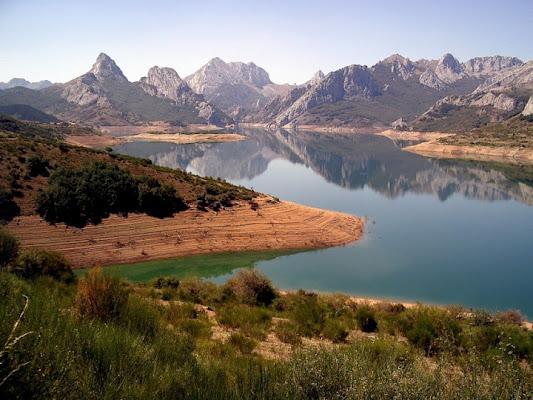Lake view di Silvio Lorrai