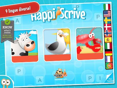Happi Scrive Screenshot