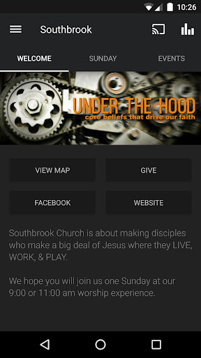 Southbrook Church App