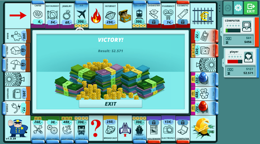 Kapitaler - Board Dice Business painmod.com screenshots 1