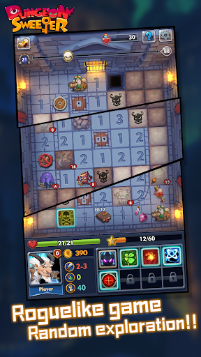 Minesweeper - Endless Dungeon 1.4 screenshots 2