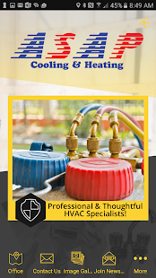 ASAP Cooling and Heating- screenshot thumbnail