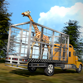 Zoo Transporter: Animal Truck Driving