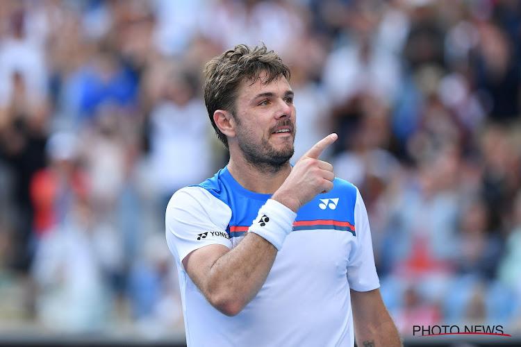 Wawrinka zegt af voor Roland Garros