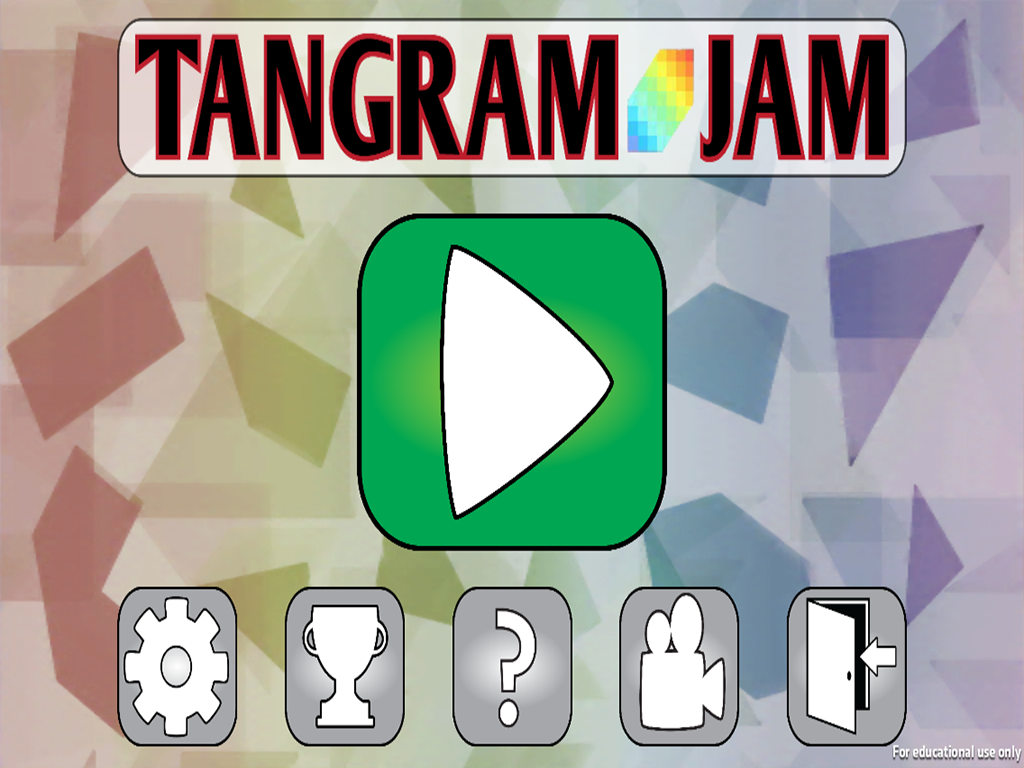 Tangram Jam- screenshot