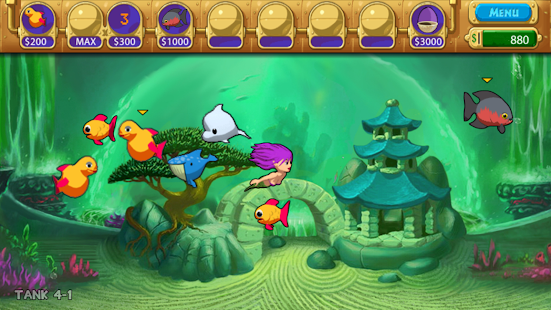 Download InseAqurium Deluxe - Feed Fishes! Fight Aliens! Apk