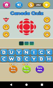 Canada Logo Quiz 2018 - Fun Quizzes - náhled