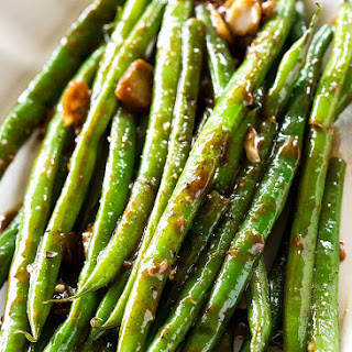 Heavenly Green Beans.