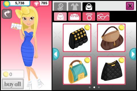Fashion Story screenshot 3
