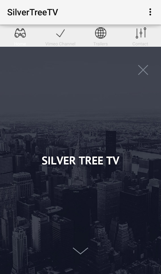Silver Tree TV 2.0- screenshot