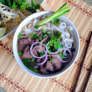 Vietnamese Pho.