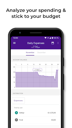 DailySpend - Track your daily expenses and budget screenshot 3