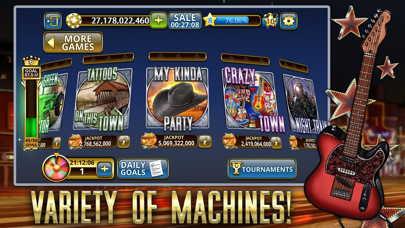 slots online games free  android