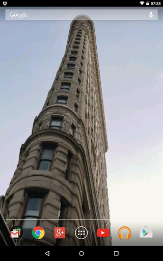New york video walpapers