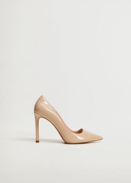 Zapato charol tacón - Artículo sin modelo