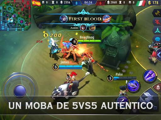 Mobile Legends: Bang Bang  trampa 6