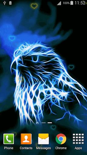 Download neon animals wallpaper google play softwares - Neon animals wallpaper ...