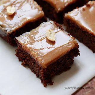 Vegan Almond Flour Brownies.