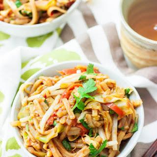 Vegetarian Pad Thai (gf)