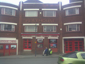 Photo: The wonderful 1930's era Playhouse, which the town has done well to keep, so many demolished, made into warehouses or flats. http://bookings.parkwaycinemas.co.uk/louth/visMovies.aspx?CinemaID=1 an independent film club operate their own choices inbetween the cinema schedule.. http://www.louthfilmclub.com/awards.htm