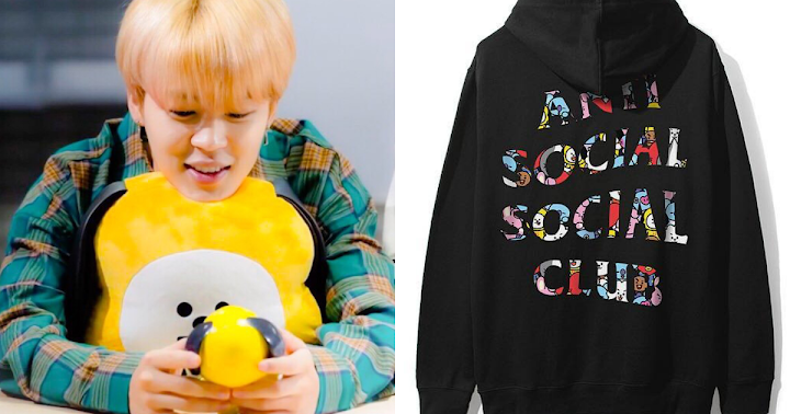0497bb9cb3c54 BT21 s Collaboration With Anti Social Social Club Releases Major Details