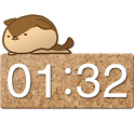 Wamwam digital Clock2 icon