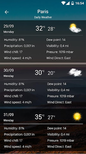 weather forecast 41 screenshots 5