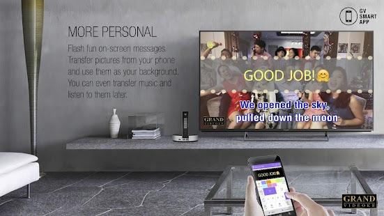 GV Smart App - náhled