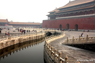 Photo: Day 190 - Jade Ribbon River in the Forbidden City